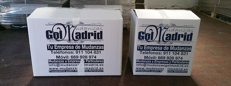 Mudanzas Leganés