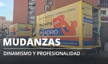 empresa de mudanzas en Fuenlabrada