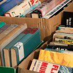 traslado de libros en mudanzas