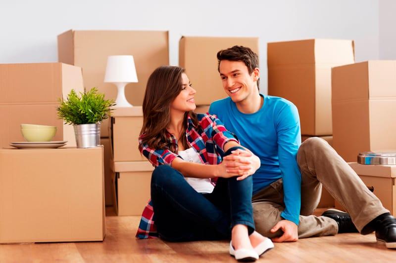 organizar la reubicación a un nuevo hogar